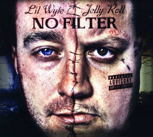 LIL WYTE & JELLY ROLL - NO FILTER (CD)