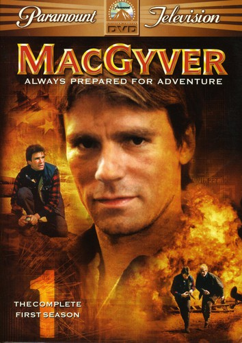 MOVIE - Macgyver: the Complete First Season (DVD)