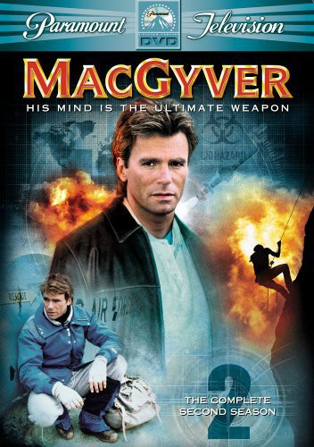 MOVIE - Macgyver: the Complete Second Season (DVD) - Video DVD