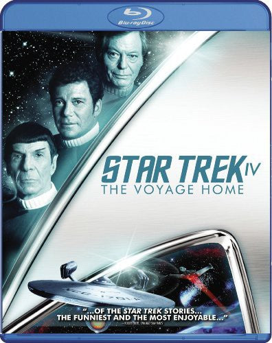 STAR TREK IV: THE VOYAGE HOME - STAR TREK IV: THE VOYAGE HOME (Blu Ray)