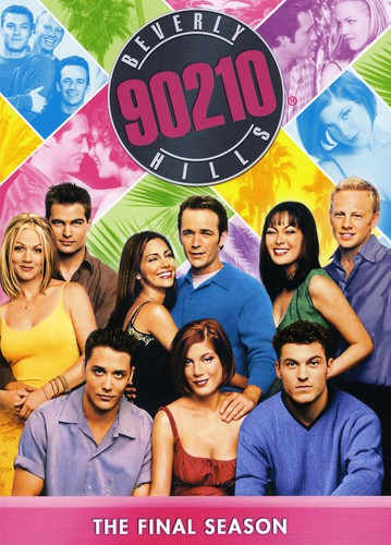 BEVERLY HILLS 90210: FINAL SEASON - BEVERLY HILLS 90210: FINAL SEASON (DVD)