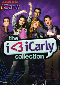 MOVIE DVD - Icarly: I <3 Icarly Collection - Family- (DVD)