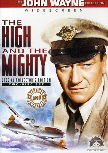 DVD MOVIE - HIGH & THE MIGHTY