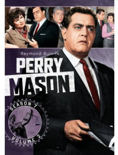 DVD MOVIE - PERRY MASON V2 S7