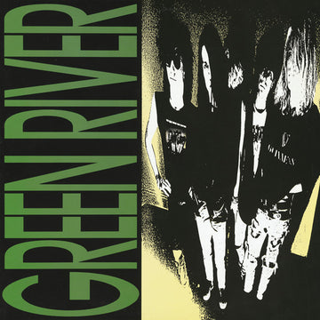 GREEN RIVER - DRY AS A BONE - Vinyl New