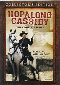 MOVIE DVD - HOPALONG CASSIDY: THE COMPLETE TELEVISIO