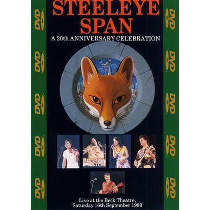STEELEYE SPAN - 20TH ANNIVERSARY COLLECTION (DVD)