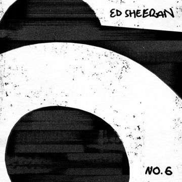 ED SHEERAN - NO. 6 COLLABORATIONS PROJECT - Vinyl New