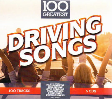 100 GREATEST DRIVING SONGS / VARIOUS - 100 GREATEST DRIVING SONGS / VARIOUS - CD New