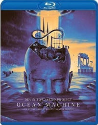 DEVIN PROJECT TOWNSEND - OCEAN MACHINE: LIVE AT THE ANCIENT THEAT - Video BluRay
