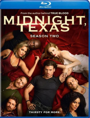 MIDNIGHT TEXAS: SEASON TWO - MIDNIGHT TEXAS: SEASON TWO - Video BluRay