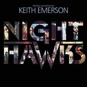 EMMERSON, KEITH - NIGHTHAWKS / O.S.T. (CD) - CD New