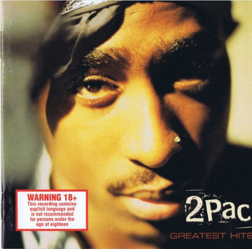 2PAC - GREATEST HITS [Explicit Content] - CD New