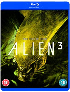 SIGOURNEY WEAVER - ALIENS 3 - [1992] - Video Used BluRay