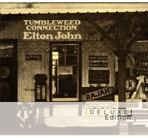 ELTON JOHN - TUMBLEWEED CONNECTION - CD New