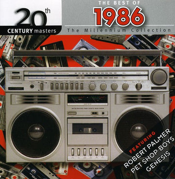 1986 BEST OF (RM) - 1986 BEST OF (RM) - CD New