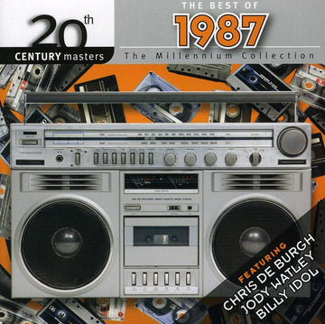 1987 BEST OF (RM) - 1987 BEST OF (RM) - CD New