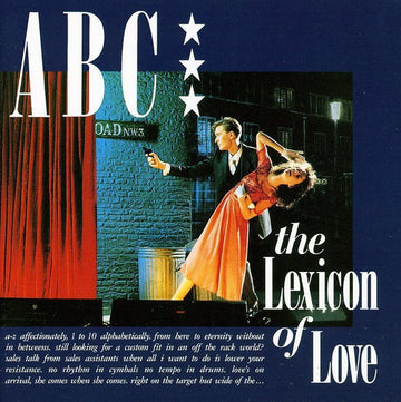 ABC - LEXICON OF LOVE-DELUXE - CD New