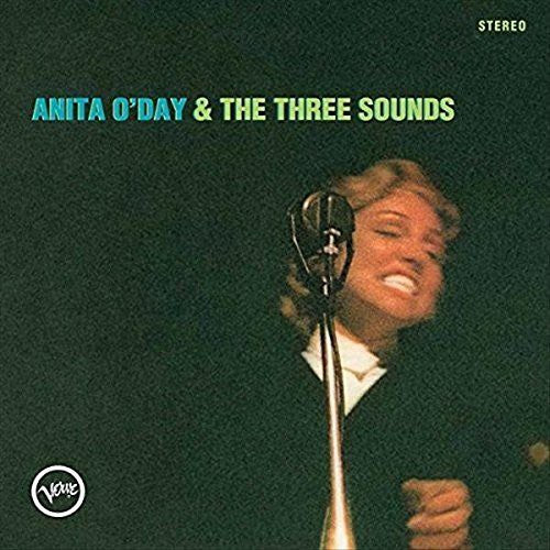 ANITA O'DAY - ANITA O'DAY & THE THREE SOUNDS - Vinyl New