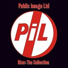 PUBLIC IMAGE LIMITED - RISE: THE COLLECTION - CD New Single