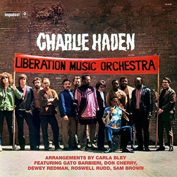 CHARLIE HADEN - LIBERATION MUSIC ORCHESTRA - Vinyl New