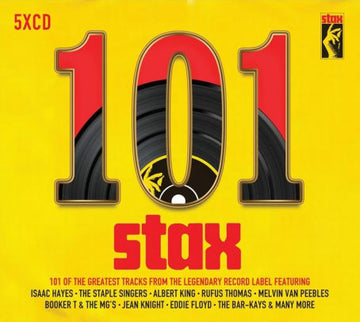 101 STAX / VARIOUS - 101 STAX / VARIOUS - CD New