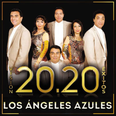 ANGELES AZULES - VISION 20.20 EXITOS (CD) - CD New