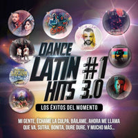 DANCE LATIN #1 HITS 3.0 / VARIOUS - DANCE LATIN #1 HITS 3.0 / VARIOUS - CD New