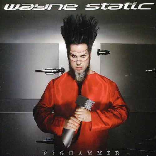 WAYNE STATIC - PIGHAMMER - CD New