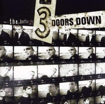 3 DOORS DOWN - BETTER LIFE, THE - CD New