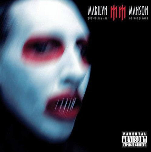 MARILYN MANSON - GOLDEN AGE OF GROTESQUE - CD New