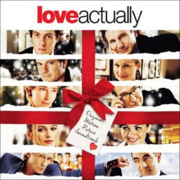 SOUNDTRACK - LOVE ACTUALLY - CD Used