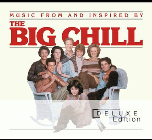 BIG CHILL / O.S.T. - BIG CHILL / O.S.T. - CD New