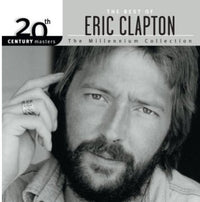 ERIC CLAPTON - 20TH CENTURY MASTERS: MILLENNIUM COLLECT - CD New