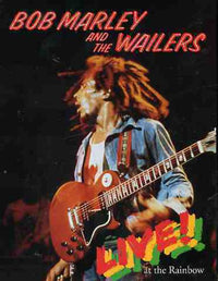BOB & WAILERS MARLEY - LIVE AT THE RAINBOW - Video DVD