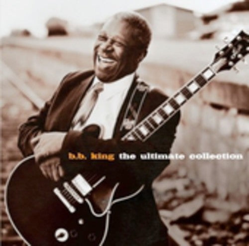 B.B. KING - ULTIMATE COLLECTION - CD New