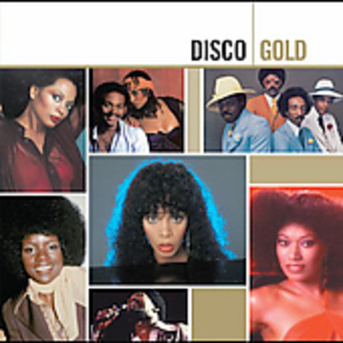 DISCO GOLD / VARIOUS - DISCO GOLD / VARIOUS - CD New