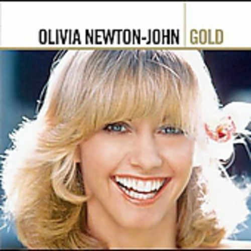 OLIVIA NEWTON-JOHN - GOLD - CD New