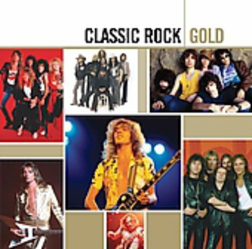 CLASSIC ROCK: GOLD / VARIOUS - CLASSIC ROCK: GOLD / VARIOUS - CD New