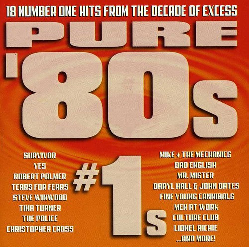 PURE 80'S #1S / VARIOUS - PURE 80'S #1S / VARIOUS - CD New