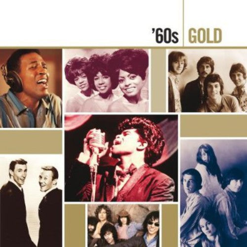 VARIOUS - 60'S: GOLD / VARIOUS - CD New