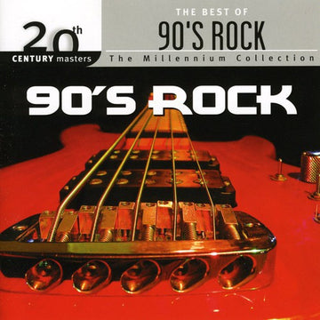 20TH CENTURY MASTERS: BEST OF 90S ROCK / - 20TH CENTURY MASTERS: BEST OF 90S ROCK / - CD New