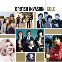 BRITISH INVASION: GOLD / VARIOUS - BRITISH INVASION: GOLD / VARIOUS - CD New