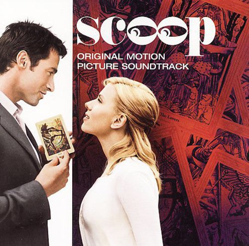 SCOOP / O.S.T. - SCOOP / O.S.T. - CD New