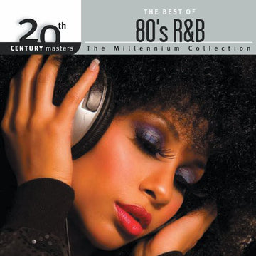 20TH CENTURY MASTERS: BEST OF 80S R&B / - 20TH CENTURY MASTERS: BEST OF 80S R&B / - CD New
