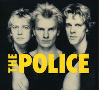 POLICE - POLICE: ANTHOLOGY (CD)