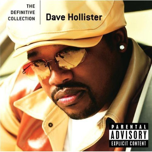 DAVE HOLLISTER - DEFINITIVE COLLECTION - CD New