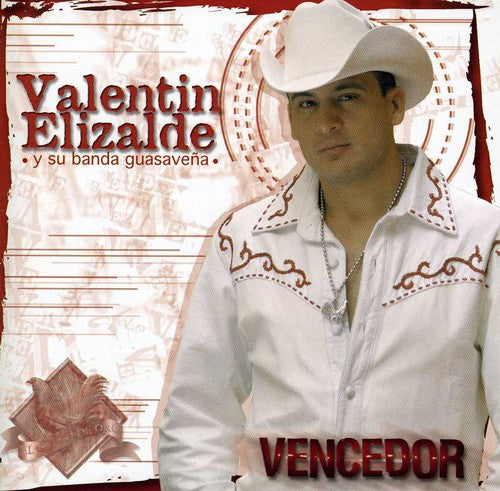 VALENTIN ELIZALDE - VENCEDOR - CD New