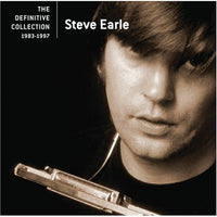 STEVE EARLE - DEFINITIVE COLLECTION - CD New
