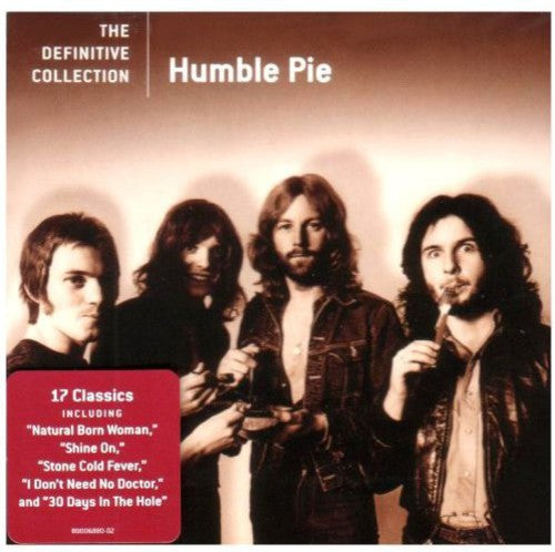 HUMBLE PIE - DEFINITIVE COLLECTION - CD New